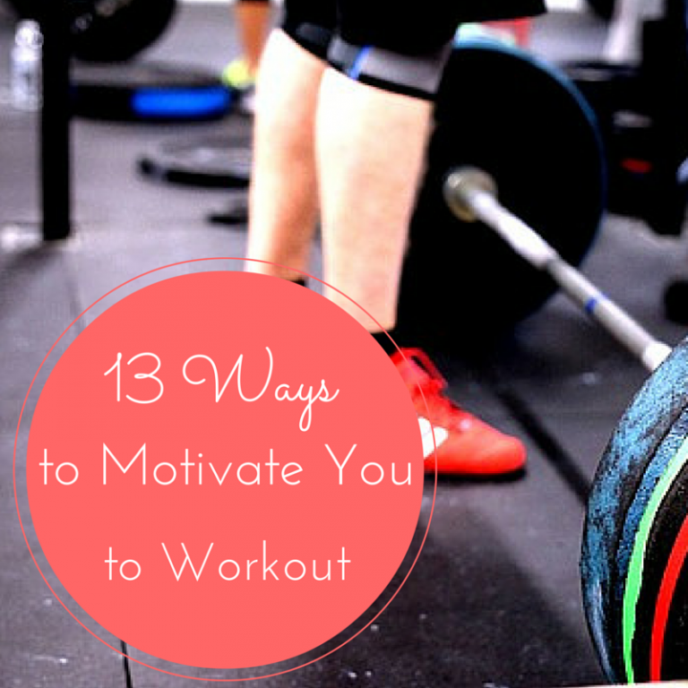 13 Ways to Motivate you to Exercise