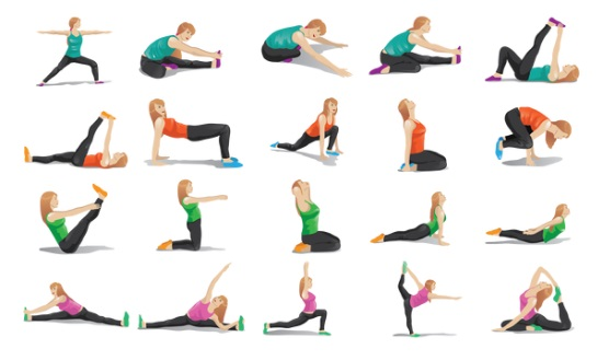 6 Yoga Poses That Target and Reduce Belly Fat